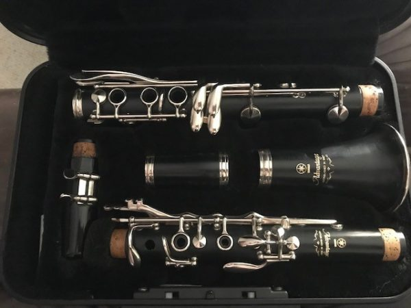 Yamaha Clarinet YCL200AD Student Clarinet. Atlanta ProWinds repair, sales, and customization of wind instruments with a professional touch