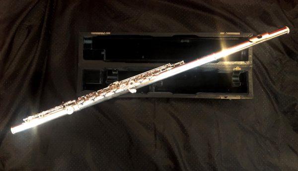 Handmade Altus Silver Flute Rose gold headjoint Atlanta ProWinds