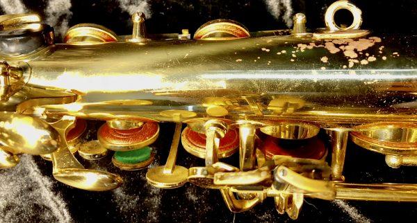 Yamaha Eb Alto Saxophone YAS-62