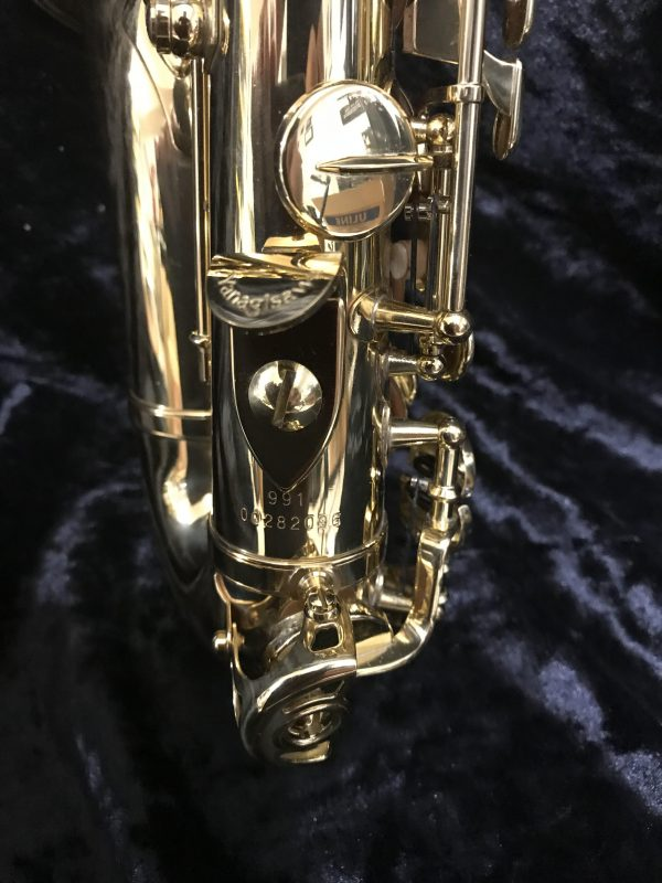Yanagisawa SC-991 curved soprano